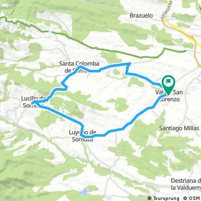 Val de San Lorenzo-Lucillo-Val de San Lorenzo