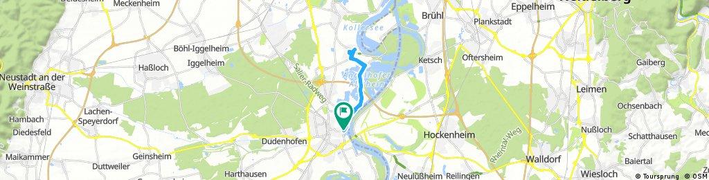 Speyer-Ottertal-Speyer
