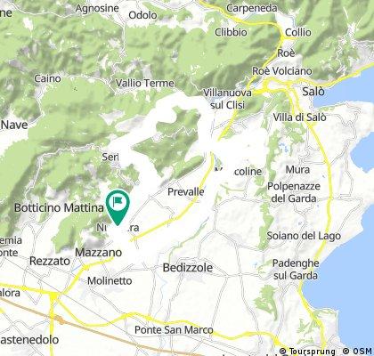 Marguzzo, 3 Cornelli, Fostaga, Monte Faida