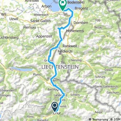 Chur-Bodensee