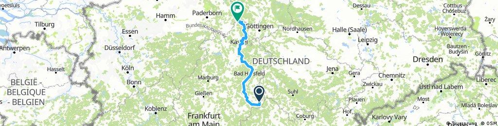 Fulda Radweg R1