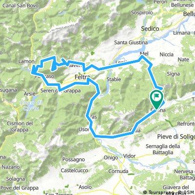 Passo Croce D'uane Circuit