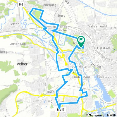 Brunnenrunde Hannover West