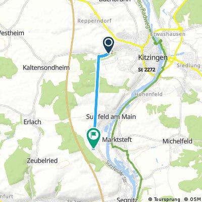 Schnelle Radrunde vom 06.08.16, 20:04