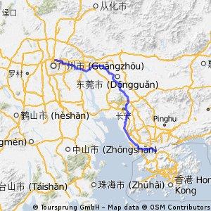 一腳到廣州 CLONED FROM ROUTE 365143
