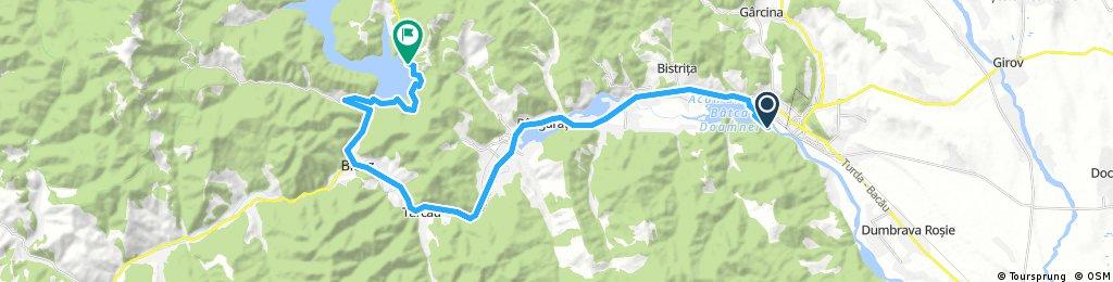 Dzien 4: Piatra Neamt - Bicaz