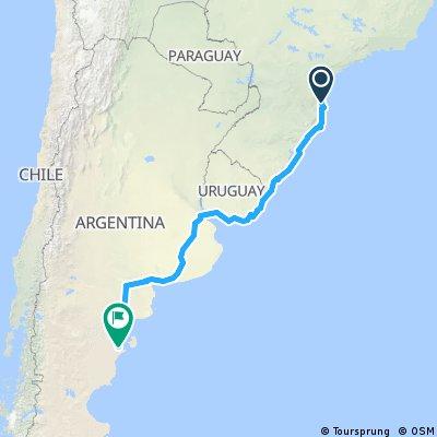 Goingsouthbound: Até Puerto Madryn (Argentina)