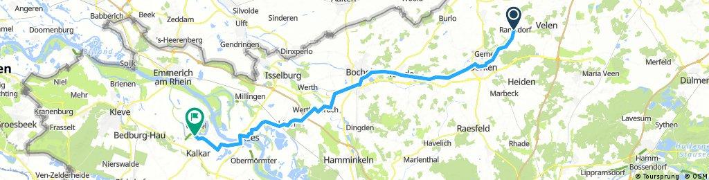 Ramsdorf-Wisseler See
