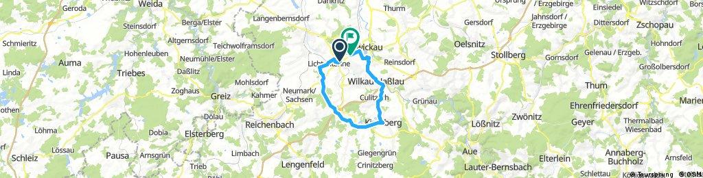 Zwickau - Kirchberg