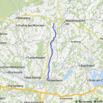 Edling-Rosenheim Innweg