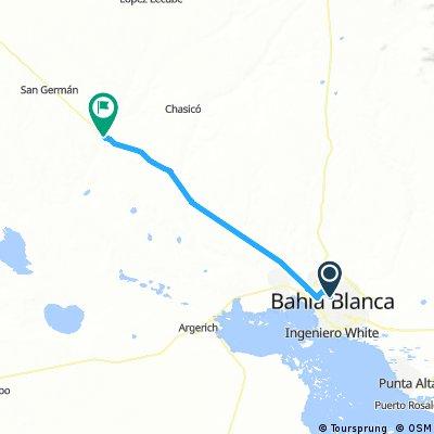 Bahía - Arroyo Chasicó