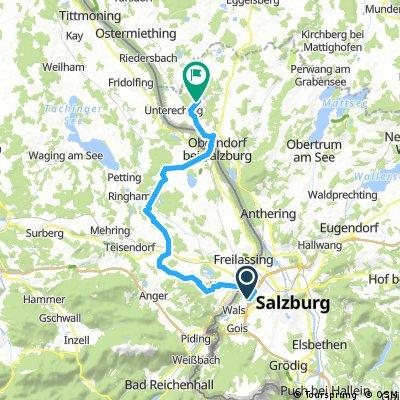 10 Wals - Ulrichshögl - Schönram - Stögen - Bürmos