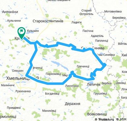 Двохденна велоподорож городищами Болохівської держави