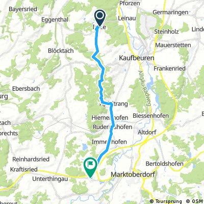 Irsee - Geisenried