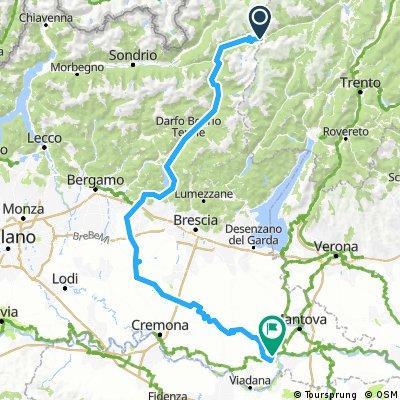 Ciclovia del fiume Oglio