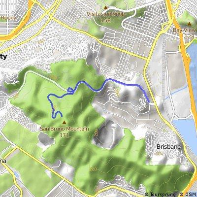 San Bruno Mt. Hill Climb