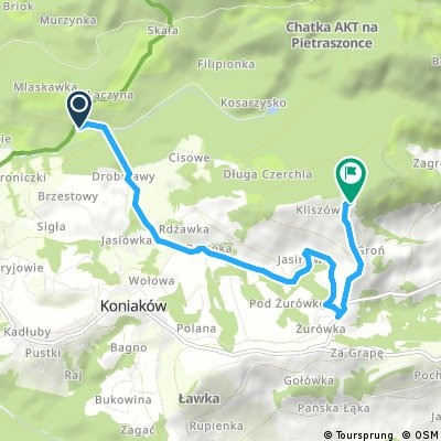 Road Race Time Trial etap 1