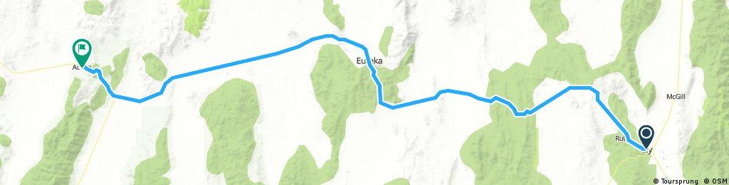 Ely, NV - Austin, NV