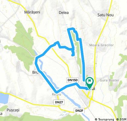 Offroad Tour Around Vaslui