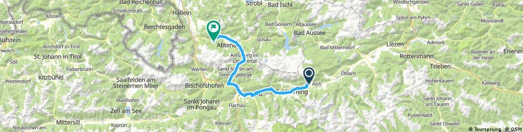 Weißenbach - Oberscheffau