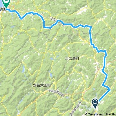 可部-浜田(106.9km)