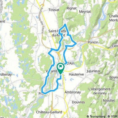 Longeville - Saint Martin du Mont
