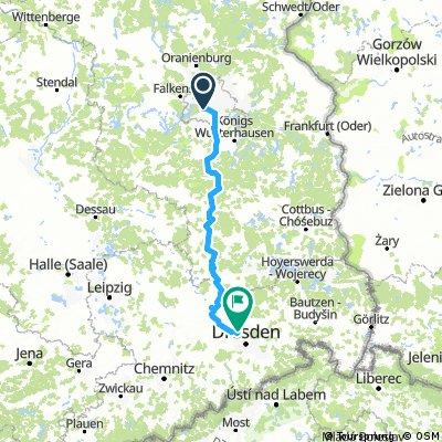 Radebeul 2017 über Seußlitz