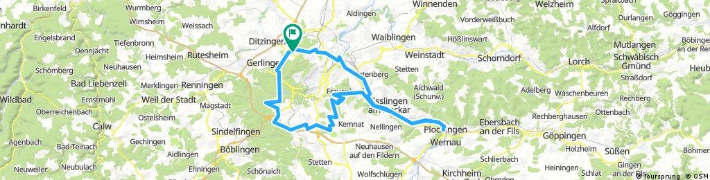 Weilimdorf Plochingen Vaihingen Weilimdorf