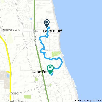 Brief bike tour from 8/11/16, 4:34 PM