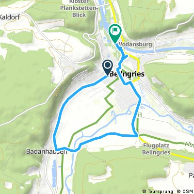 Triathlonrunde Beilingries