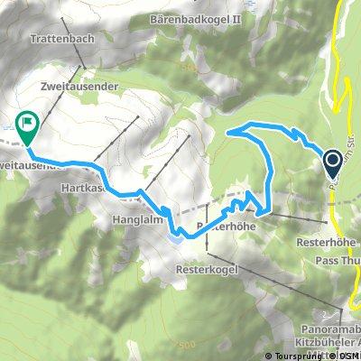 Pass Thurn - Panoramaalm