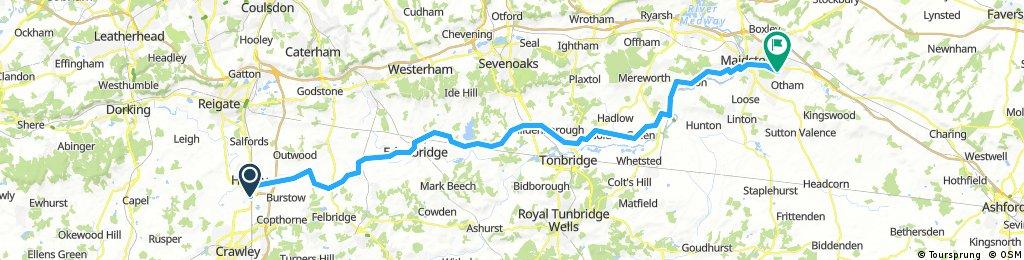 CVF00-Gatwick-Maidstone
