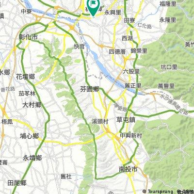鳳山寺 Fon-San Temple
