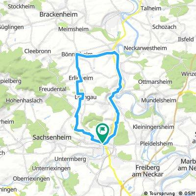 3-B-Land-Tour Kraichgau Stromberg