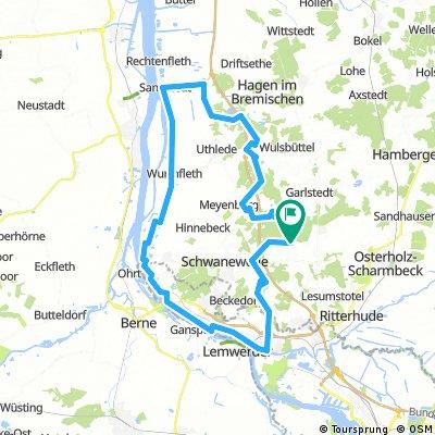 XC Wesertour Garlstedt