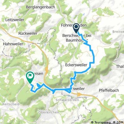 SS 6+11 - Freisen - Westrich