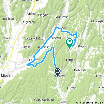 Tura 2 Negresti 38 Km