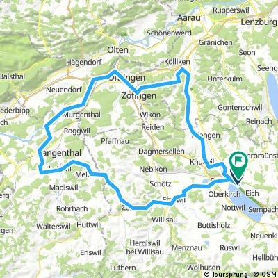 Geburtstagsrunde (101km, 770hm)