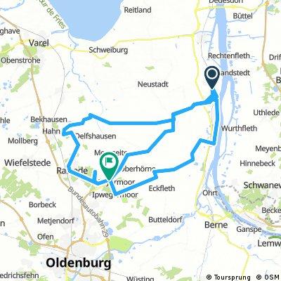 Große Wesermarschrunde