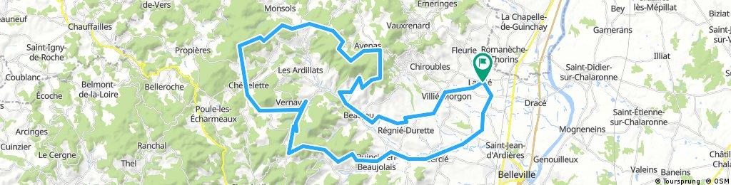 Baujolais Lancié/Lancié