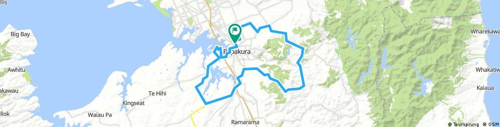 papakura loop
