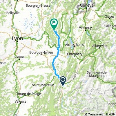 Grenoble Hostiaz