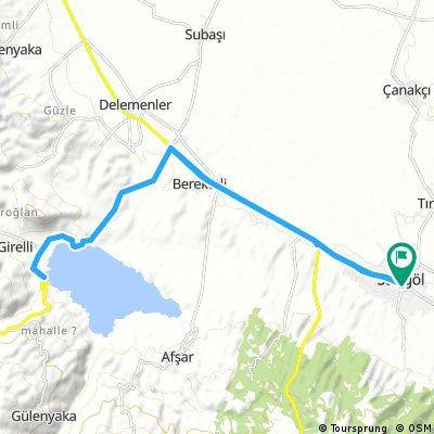 Afşar Baraj Turu
