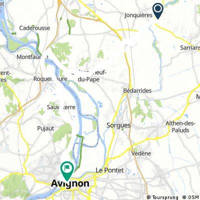 Les Sablons - Avignon