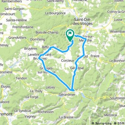 taintrux 65 km
