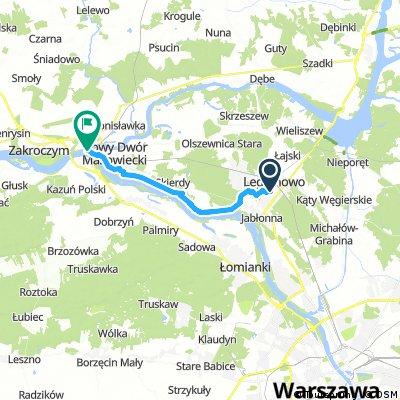 "Wastewater treatment plant ""Czajka"""