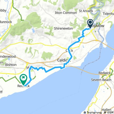 Chepstow to Magor