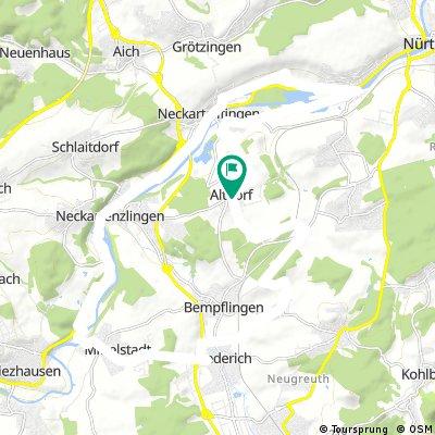 rund um Altdorf