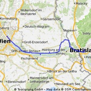 Vienna to Bratislava 3 castle tour