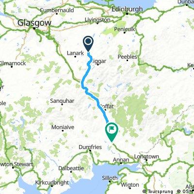 JOGL7 - Carnwath to Lockerbie.gpx